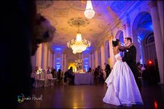Biltmore Ballrooms Atlanta wedding