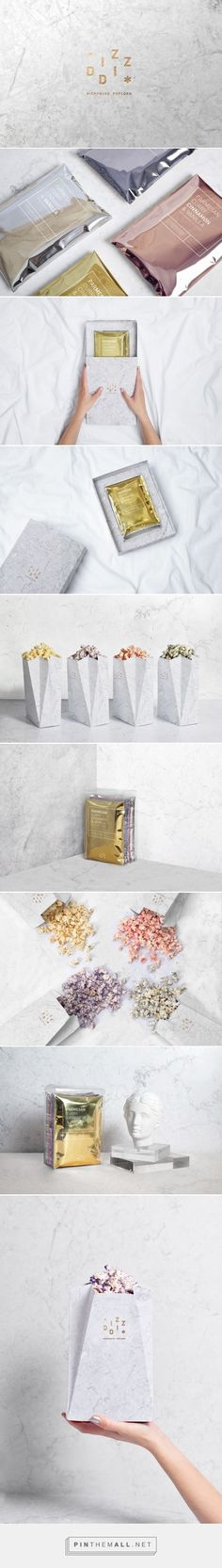 Diz-Diz Popcorn by TATABI Studio