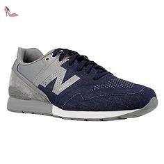 New Balance - D 12 - MRL996FT - Couleur: Bleu marine-Gris - Pointure: 41.5 - Chaussures new balance (*Partner-Link)