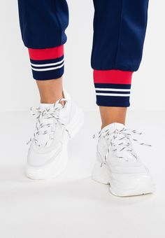 new product 445fd cc371 SPM KATRIE - Trainers - white - Zalando.co.uk Adidas Stan Smith,