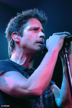 The sexiest man in Rock, Chris Cornell