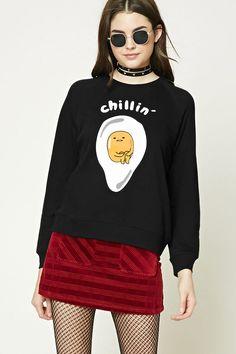 Chillin Gudetama Sweatshirt