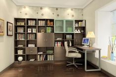 Ideas-creativas-para-decorar-la-sala-de-estudio