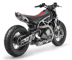 2008 Aprilia Mana X concept, an V-Twin Street-tracker with CVT transmission. Aprilia Mana X Motorcycle Design, Motorcycle Bike, Bike Design, Concept Motorcycles, Cool Motorcycles, Dual Sport, Style Cafe Racer, Sidecar, Flat Tracker