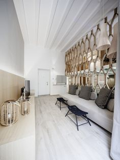 Milazzo Apartment,© Davide Galli Atelier
