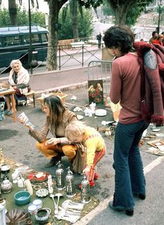 Anita, Marlon, and Keith - 1971 Rolling Stones Keith Richards, Rolling Stones Logo, Rollin Stones, Anita Pallenberg, Stone World, Charlie Watts, She Walks In Beauty, Rock Legends, Mick Jagger