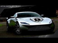 Nouveauté : Aston Martin Spectre 007 en parade [Épisode 1] - YouTube