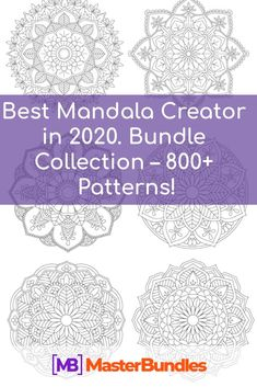 Mandala Creator Pro is a unique tool that lets you create your own mandalas in just minutes. It has an easy interface that works perfectly with adobe illustrator to create mathematically perfect mandala rings. Perfect Image, Perfect Photo, Love Photos, Cool Pictures, Mandala Creator, Star Wars Font, Custom Fonts, Design Bundles, Portfolio Design