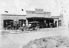 Sanford Machine and Garage Company (1917) @Florida Memory