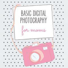 Basic Digital Photography Curriculum Bundle for Moms, teach photography to moms, teach a momtography class, Photography Basics, Photography Lessons, Photography Courses, Photography Workshops, Photoshop Photography, Iphone Photography, Photography Tutorials, Digital Photography, Children Photography