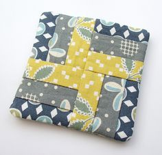 i like this pattern for quilt squares