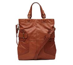 Carley Twin Strap Tote - leather bag - Witchery