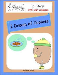 Awesome Kids Story Book with ASL!!!