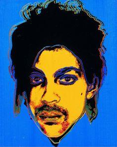 Prince Andy Warhol 1984