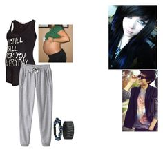 """""""Heading to the hospital..it hurts -Alice"""" by lalala-days ❤ liked on Polyvore featuring art"""