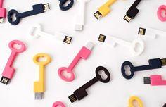 USB flash drive key