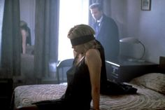 Sexiest Movies of All Time - Most Sexy Movies - Cosmopolitan 9 and a Half weeks with Mickey Rourke and Kim Basinger. My favourite hot movie. Kim Basinger, Stanley Kubrick, Eyes Wide Shut, Mickey Rourke, Nicole Kidman, Felicity Keith, Gq, Basic Instinct, Richard Gere