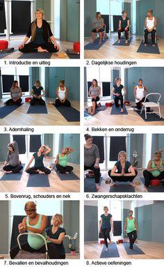 Maak je lichaam sterk en krijg vertrouwen in je lijf met onze online cursus zwangerschapsyoga. Met eenvoudige yoga-oefeningen leer je in 8 videolessen van 20 tot 30 minuten hoe je gezond en fit door je zwangerschap heen komt.