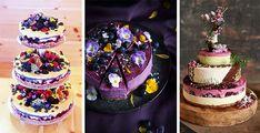 wedding day wedding cake raw vegan