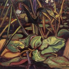 View The lily pond by Arthur Lismer on artnet. Browse upcoming and past auction lots by Arthur Lismer. Canadian Painters, Canadian Artists, Franklin Carmichael, Group Of Seven Paintings, Tom Thomson, Emily Carr, Lily Painting, Lily Pond, Famous Artists