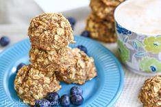 Healthy 4-Ingredient Breakfast Cookies