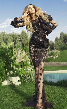 Fashion Gossip: The Gorgeous dresses of Lebanese Designer Shady Zeineldine
