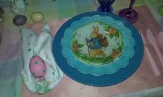 Cake Plates and Other Treasures