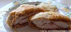 pechuga de pollo en hojaldre