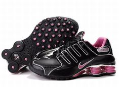 the best attitude 9f6e5 14666 Nike Shox NZ Black Nike Shox, Nike Shox Nz, Nike Shox Shoes, Womens