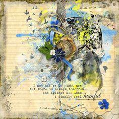 Depressed but Ok. by The Urban Fairy Depressed, Layouts, Fairy, Urban, Feelings, Painting, Painting Art, Paintings, Elf
