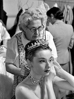 The great Audrey Hepburn