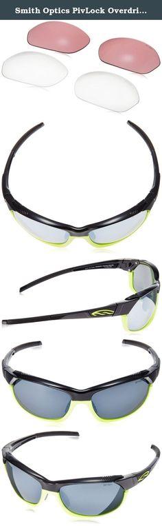 74a3c75347c Smith Optics PivLock Overdrive Sunglasses