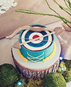 Awww! So cute! [Beautiful Brave Themed Birthday Party @ Hostess with the Mostess]