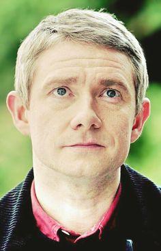 "johnlocklives:  John ""Pretty hot"" Watson"