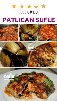 Aubergine Soufflé Chicken Recipes How is it done? 11 044 Chicken Eggplant souffle recipe book in person narrative and pictorial photographs of attempting here. East Dessert Recipes, Vegetable Recipes For Kids, Chicken Pot Pie Filling, Making Homemade Pizza, Ground Beef Recipes Easy, Iftar, Turkish Recipes, Curry Recipes, Food And Drink