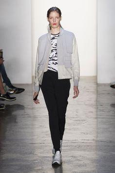 Défilé Tim Coppens, prêt-à-porter printemps-été 2015, New York. #NYFW #Fashionweek #runway