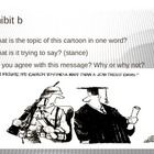 During a popular unit on political cartoons, the students and I viewed and discussed the political cartoons featured in this Power Point. We talked...
