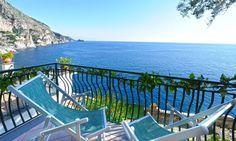 Honeymoons in Amalfi Coast Italy at Hotel Onda Verde