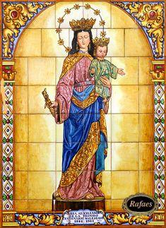 Santoral. Maria Auxiliadora. 24 de Mayo