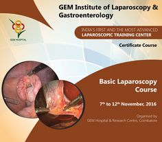 GEM Institute of Laparoscopy & Gastroenterology INDIA'S ...
