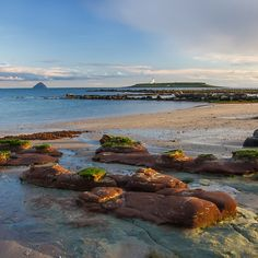 Kildonan Beach (Isle of Arran)
