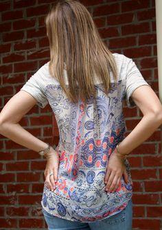 Linens and Leggings: Stitch Fix- April