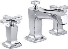KOHLER K-16232-3-CP Margaux Widespread Lavatory Faucet, Polished Chrome Kohler http://www.amazon.com/dp/B000UPO1XM/ref=cm_sw_r_pi_dp_.Uyevb0Z90WG3