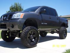 Image detail for -post pics of your lifted titan - Page 2 - Nissan Titan Forum