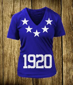 Zeta Phi Beta Sorority Inc. was founded in the great year of 1920!