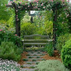 30 Inspiring Garden And Landscape Ideas For Romantics