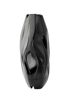 10372300 - Vase Manifesto by Zaha Hadid noir 2 low