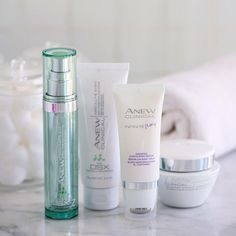 Our favorite ANEW Clinical targeted treatments with advanced technology and exceptional results. #ANEWyou  youravon.com/kimbrown