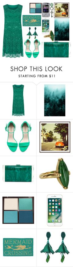 """Untitled #2139"" by kirsimari ❤ liked on Polyvore featuring WearAll, Zara, Pottery Barn, Swarovski, Edie Parker, Vintage, Tom Ford and Oscar de la Renta"