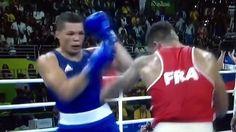 RIO OLYMPICS MEN'S BOXING FINAL FIGHT OVER  -Tony Yoka Won Gold 2016